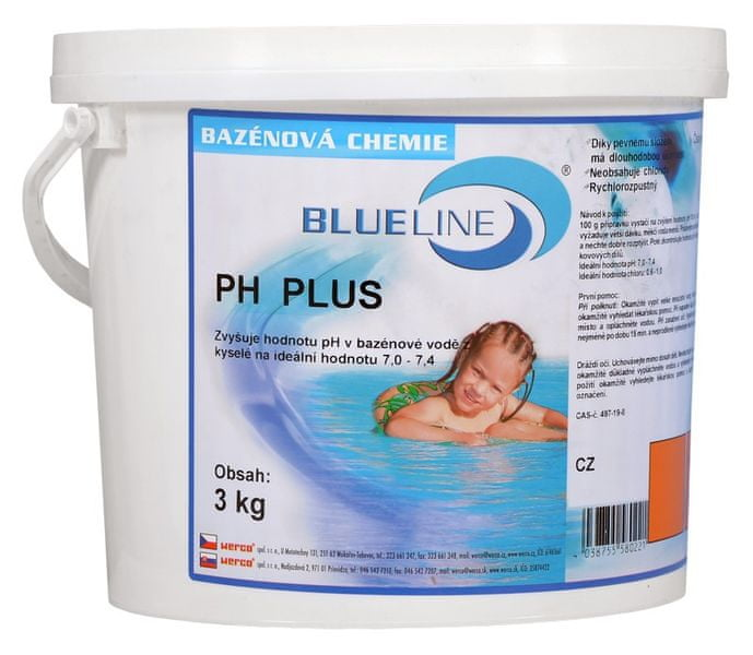 Blue Line ph Plus - 802603