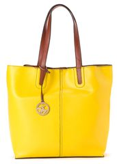 Beverly Hills Polo torebka damska zółty