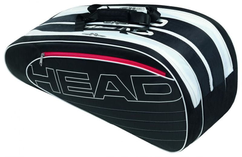 Head Elite Combi black/white