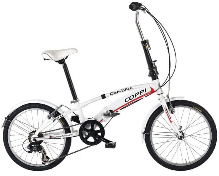 """Coppi Car bike 20"""" - II. jakost"""