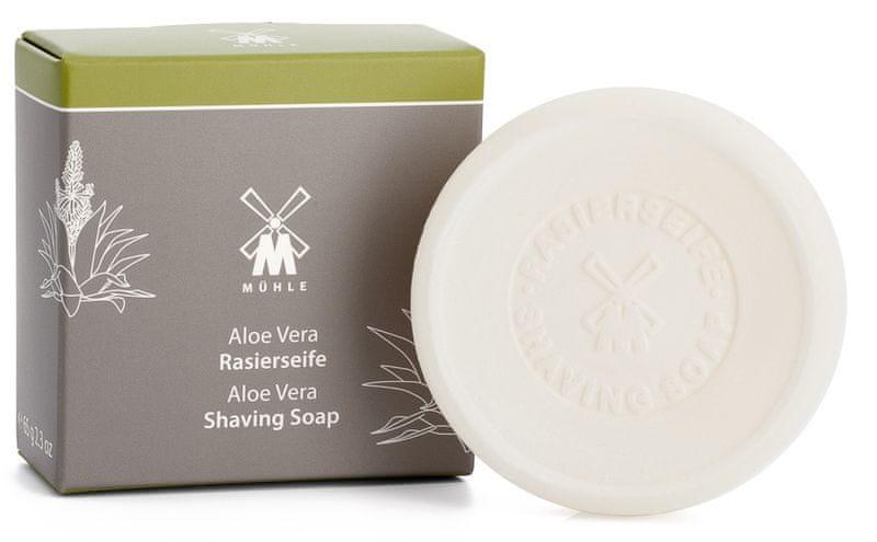 Mühle Mýdlo na holení Aloe Vera, 65g