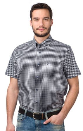 Nautica pánská košile XL modrá
