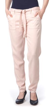 Pepe Jeans spodnie damskie Elys 31/30 różowy