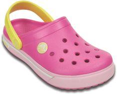 Crocs Crocband II.5 Gyerek szandál, Rózsaszín