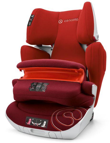 Concord Transformer XT PRO 2016, Tomato Red