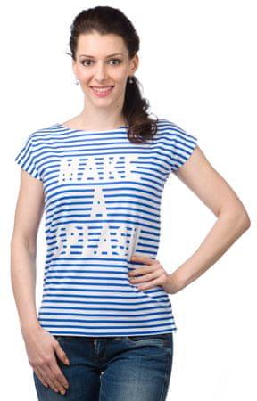 Nautica dámské tričko M bílá