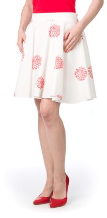 Brakeburn spódnica damska S biały