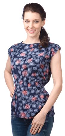 Brakeburn ženska bluza XS modra