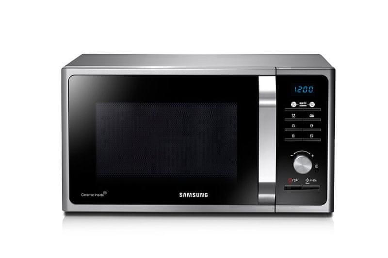 Samsung MG23F301TAS + 10 let záruka na vnitřní povrch