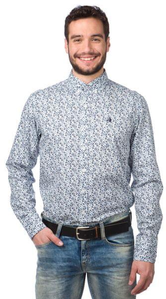 Brakeburn pánská košile M bílá