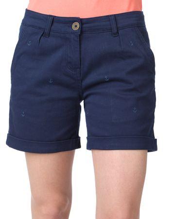Brakeburn ženske kratke hlače S temno modra