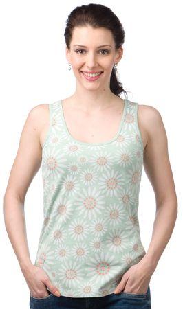Brakeburn ženski top XL zelena