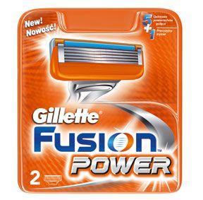 Gillette Fusion Power náhradní hlavice 2ks
