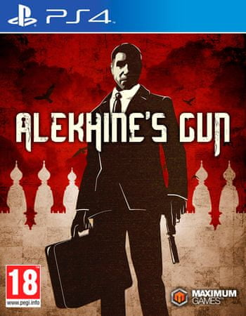 Maximum Alekhine's Gun (PS4)