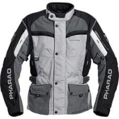 Pharao motoristična jakna Reise 2.0 moška, siva