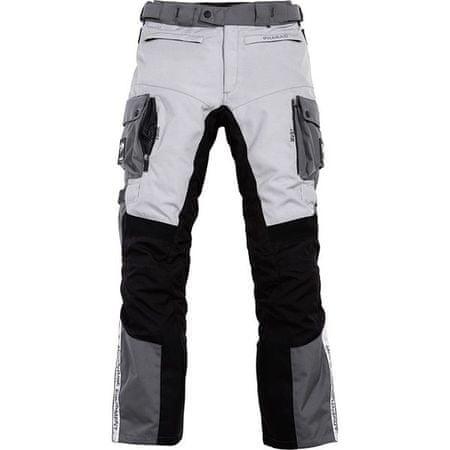 Pharao motoristične hlače Reise 2.0 moške, črna XXL