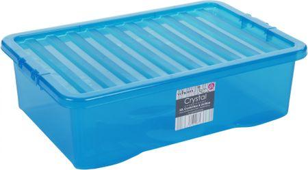 WHAM Box s vekom 32 L modrá