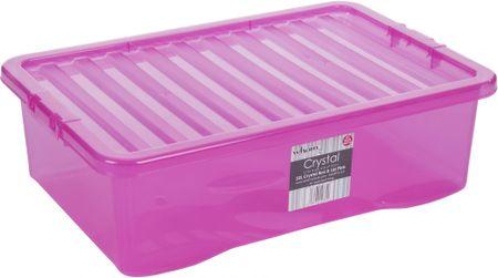 WHAM Box s vekom 32 L ružová