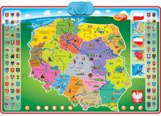 Dumel Discovery Interaktywna Mapa Polski 61171