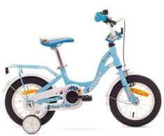 """Romet rower  dziecięcy DIANA 12"""" niebieski 7"""""""