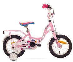 """Romet rower dziecięcy DIANA 12"""" różowy 7"""""""