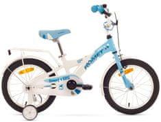 """Romet rower dziecięcy DIANA K 16"""" niebiesko-biały 8"""" model 2015"""