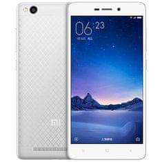 Xiaomi Redmi 3, stříbrný
