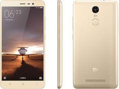 Xiaomi smartfon Redmi Note 3 3GB/32GB, złoty