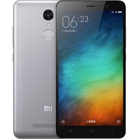 Xiaomi Redmi Note 3 PRO, LTE, 3GB/32GB, šedý