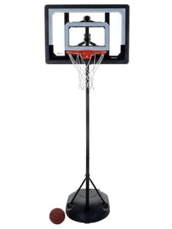 Pure2Improve prenosni koš za košarko in zabijanje