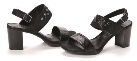 Hispanitas ženski sandali 38 črna