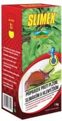 NOHEL GARDEN Moluskocid SLIMEX na slimáky 1kg