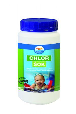 Proxim Chlór šok dezinfekcia do bazéna 1,2 kg