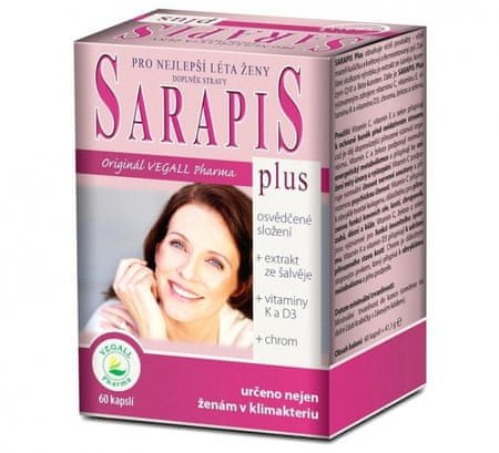 Sarapis plus cps 1x60 ks