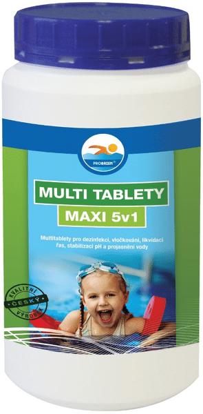 Proxim Tablety MULTI MAXI 5v1 do bazénu 2,4kg