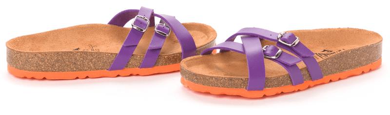 Everlast dámské pantofle 41 fialová