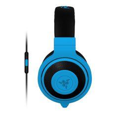 Razer Kraken Mobile Fejhallgató, Neon Kék