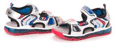 Geox chlapecké blikající sandály