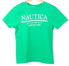 Nautica chlapecké tričko