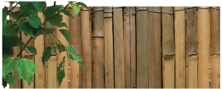 NOHEL GARDEN Rohož bambus štiepaný 1x5m