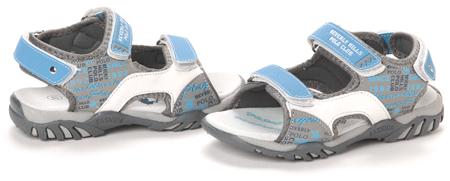 Beverly Hills Polo otroški sandali 36 siva