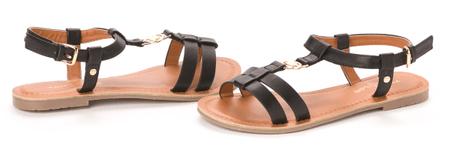 Tom Tailor dámské sandály 38 černá