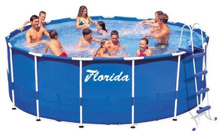 Marimex basen ogrodowy Florida 3,05 x 0,76m bez filtracji