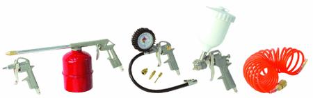 Stanley 8-częściowy zestaw do kompresorów