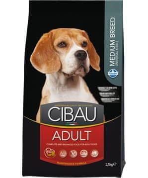 Farmina hrana za odrasle pse srednje velikih pasem Cibau, 2,5 kg