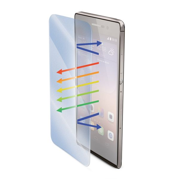 Celly Ochranné tvrzené sklo LG K10, ANTI-BLUE-RAY