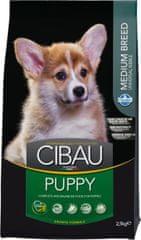 Farmina Cibau Puppy Medium 2,5kg