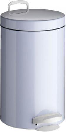Meliconi Pedálový koš s plastovou vložkou, 14 l