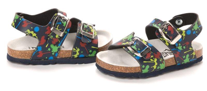 Everlast dětské sandály 26 tmavě modrá