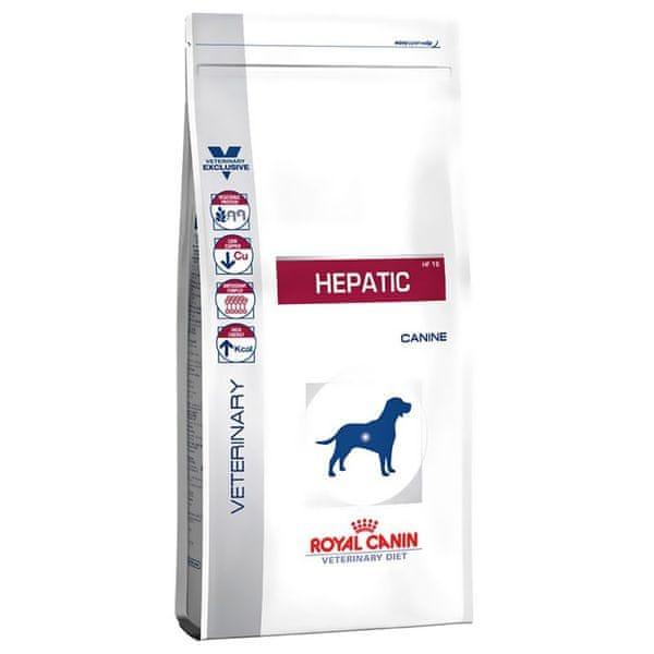 Royal Canin VD Hepatic 12 kg